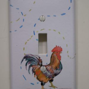 Country Kitchen Light Switch Covers