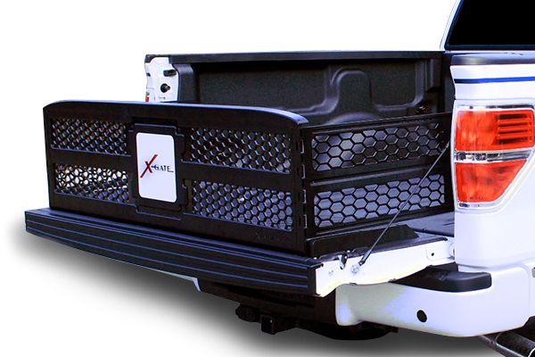 x treme gate slide out truck bed extender free shipping truck stuff pinterest trucks. Black Bedroom Furniture Sets. Home Design Ideas