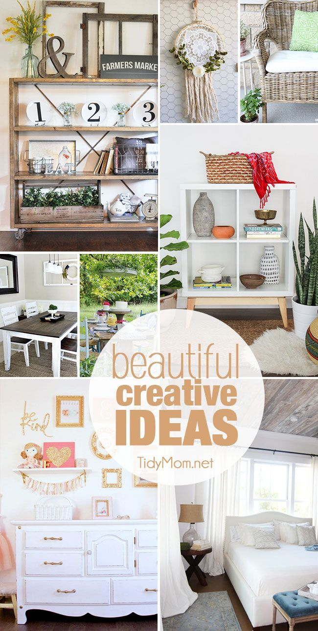 Beautiful Creative Ideas For The Home Youll Be Inspired To Create Something