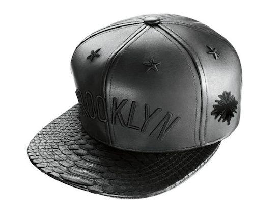 Mixed Exotics Brooklyn Strapback Hat by JUST DON x BARNEYS ... a76aeb05f714