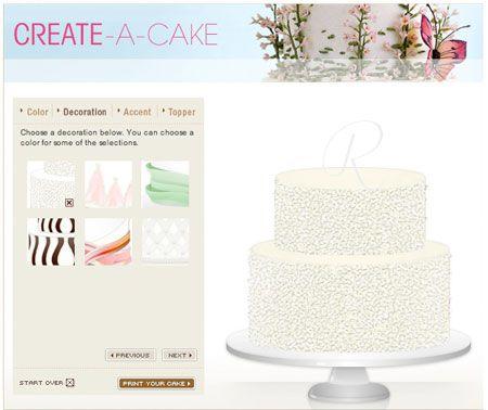 Design My Own Wedding Cake Online Design Your Own Cake Bling Wedding Cakes Wedding Cakes