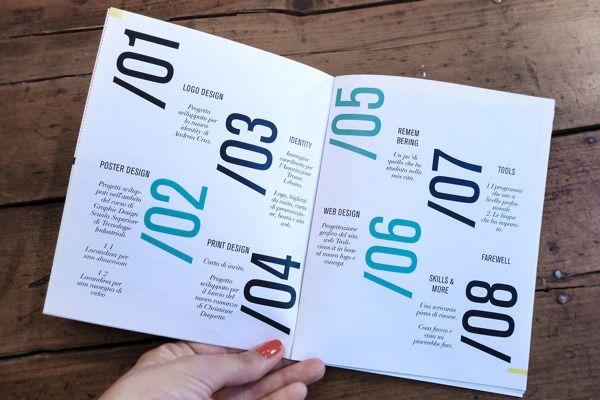 Resume Book by Paula Del Mas, via Behance libro Pinterest Libros - resume book