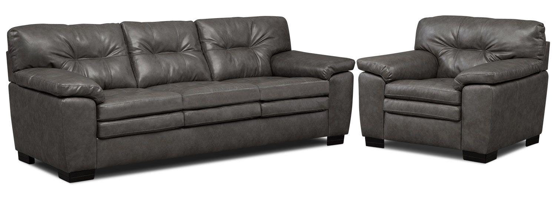 Magnum Sofa And Chair Set Sofa Loveseat Set Value City