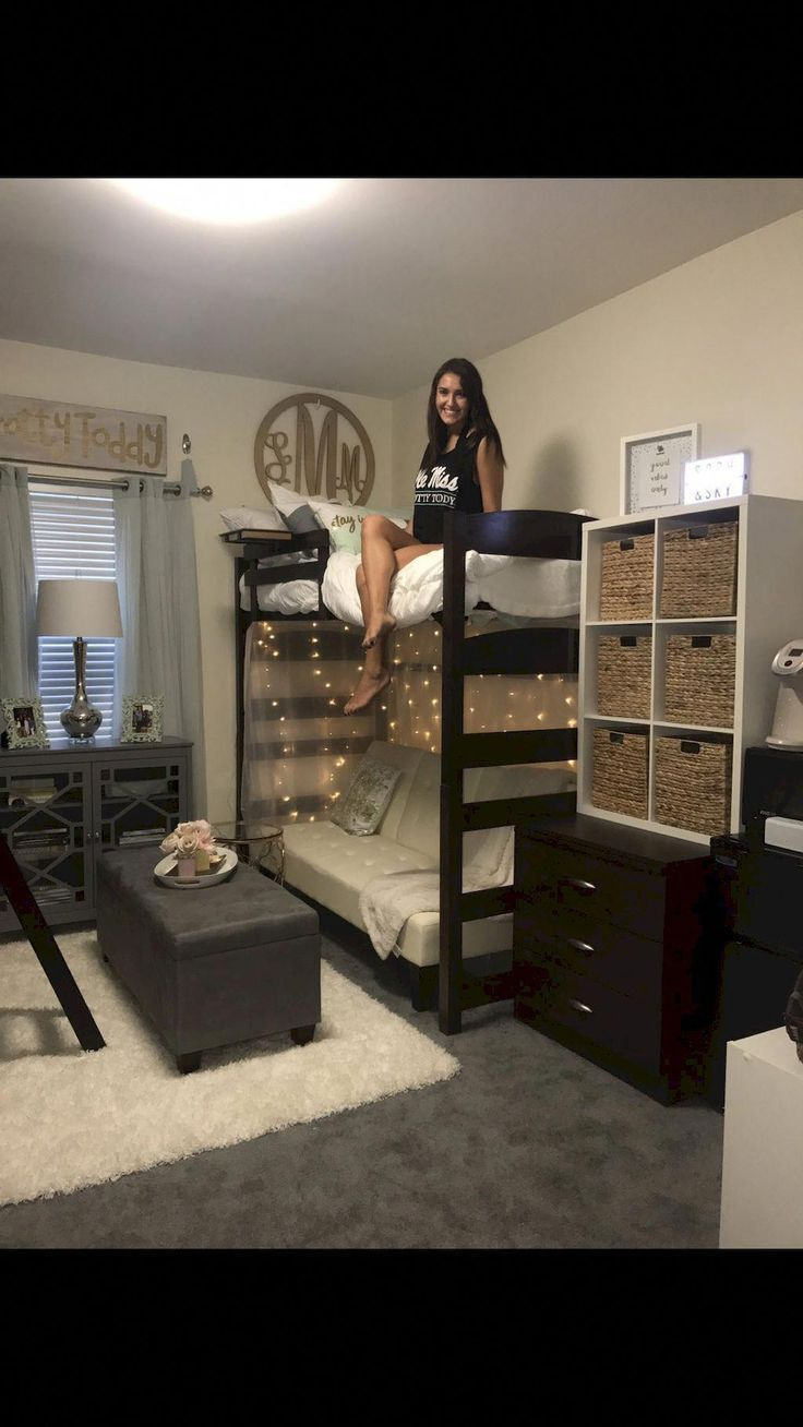 50 Decoration Ideas To Personalize Your Dorm Room With images
