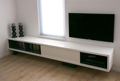 Tv In Kast : Zelfbouw tv kast penelope client ideas living room