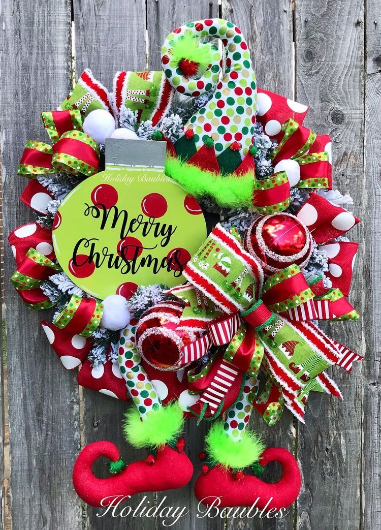 Pin by Amanda Burns on Wreath ideas Pinterest Wreaths, Christmas