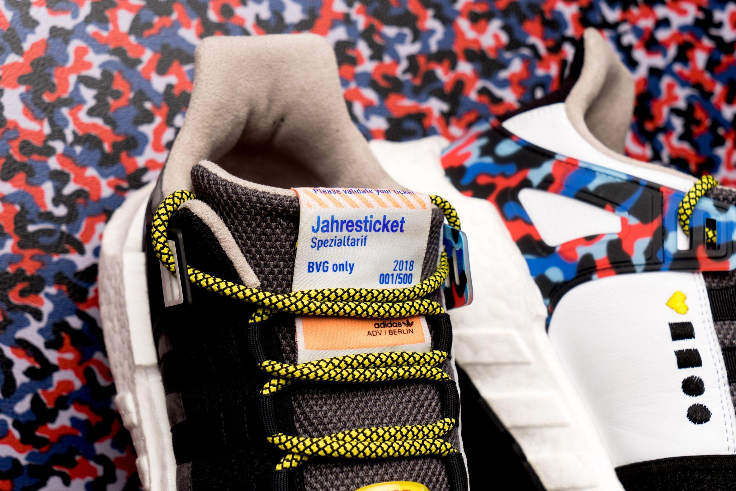 Berlin subway seats | Adidas berlin
