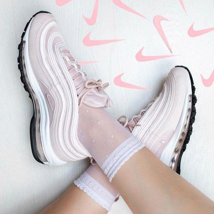 Nike Air Max 97 Pink Nike Women Shoes SportStylist in