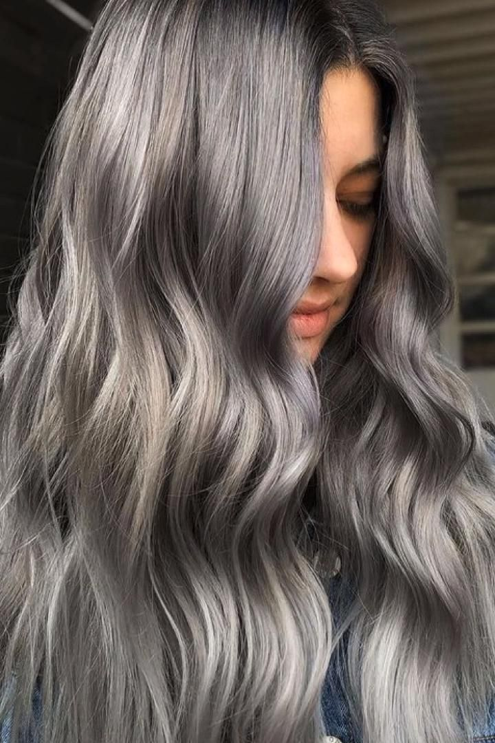 Why Silver Hair Works On Every Skin Tone