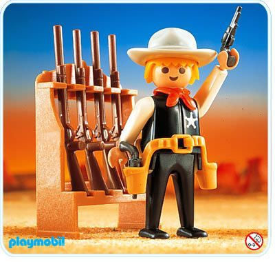 Playmobil Set 3381 Sheriff Klickypedia Japanese Toys Playmobil Playmobil Sets