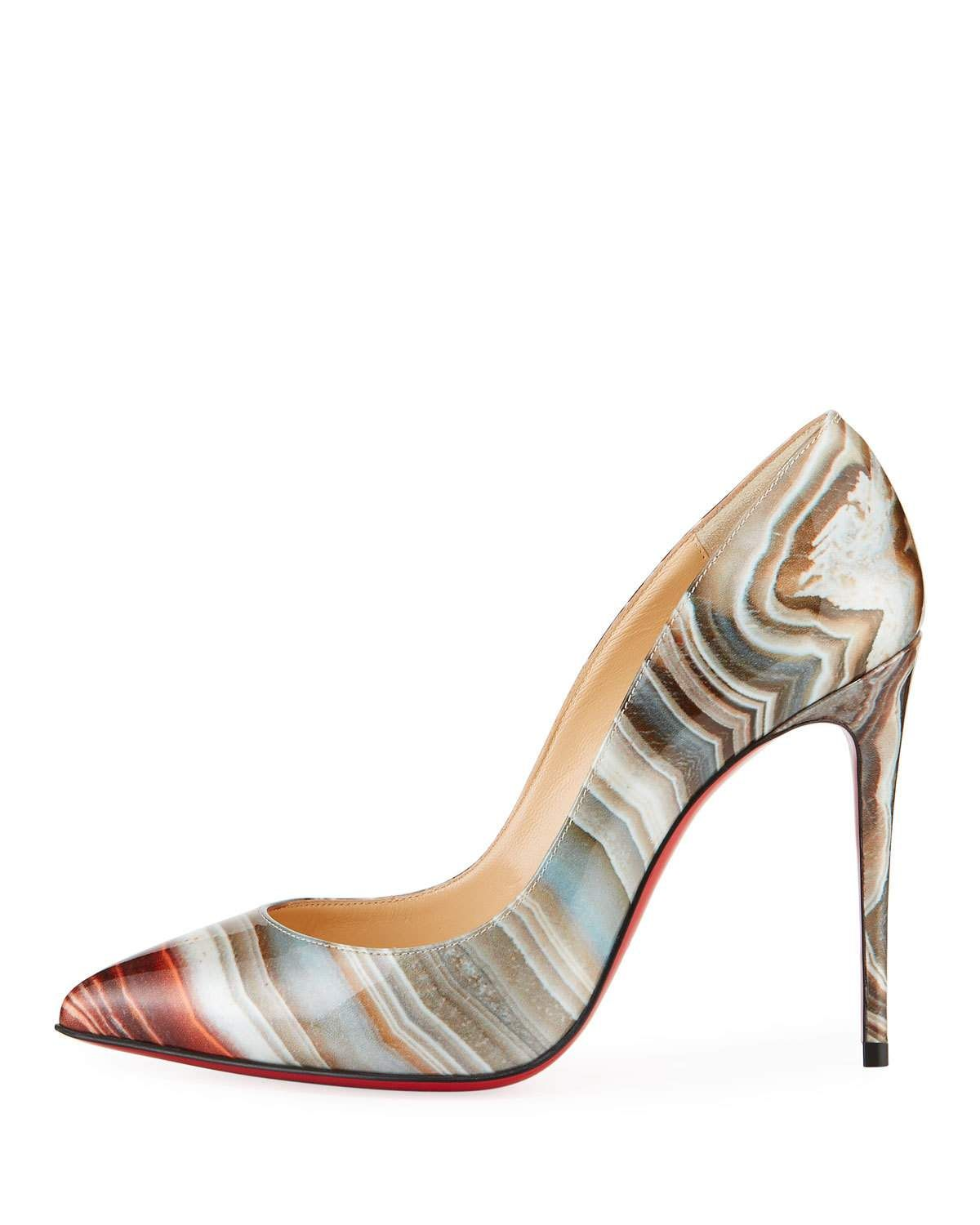 fe862237447 Christian Louboutin Pigalle Follies Red Sole Pumps