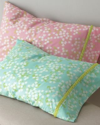 Lilly Pulitzer Lilly Of The Valley Percale Bedding Dream Dorm