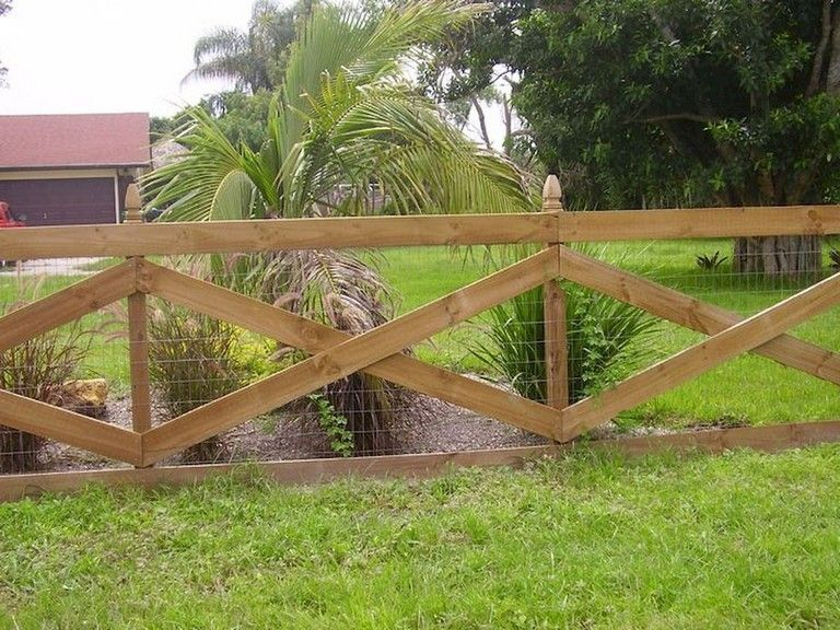 48+ Inspiring DIY Cheap Privacy Fence Design Ideas | DIY & Crafts