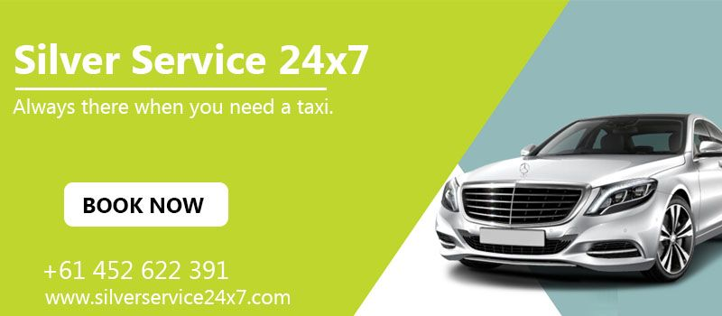 Silver Service 24x7 Taxi Melbourne Has Successfully Built A Solid