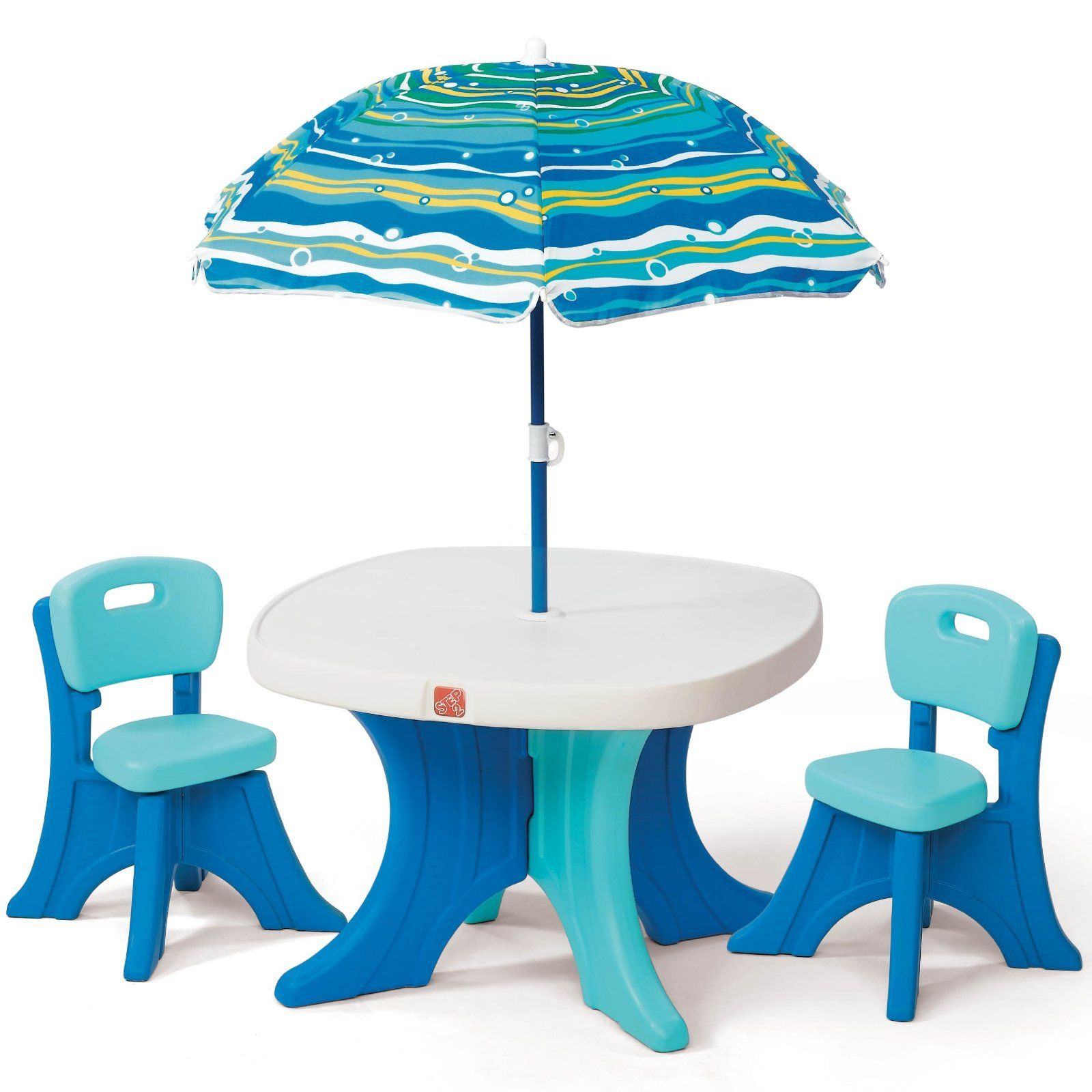 Good Step2 Play And Shade Patio Set:Amazon:Toys U0026 Games Nice Look