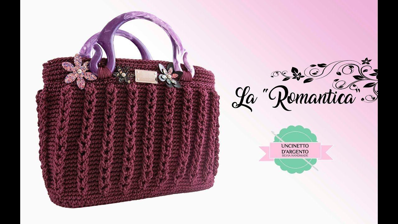 Crochetbag Bagcrochet Crochet Borseuncinetto Uncinetto