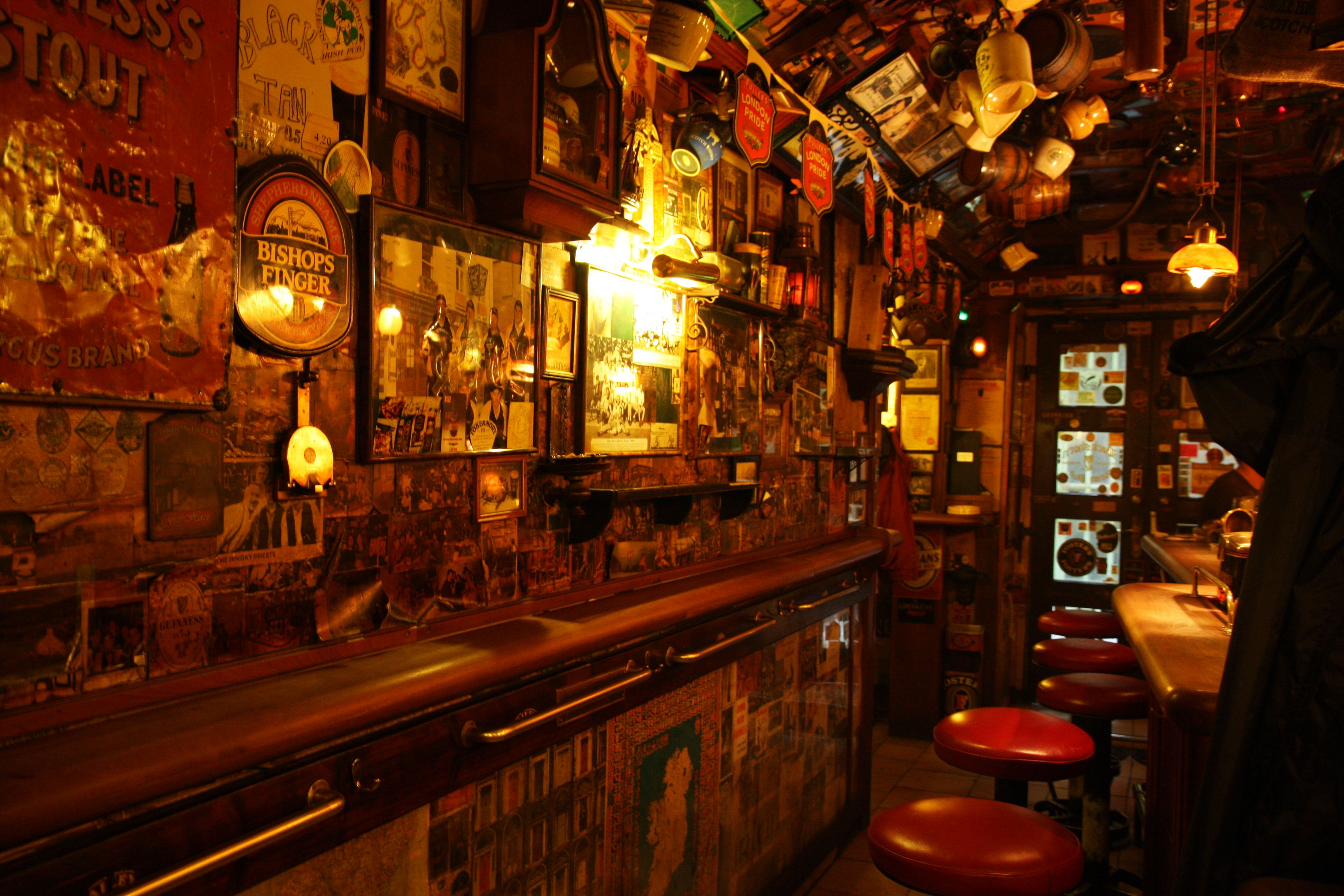 Bockshorn Irish Pub, Wien | Pub | Pinterest | Wien