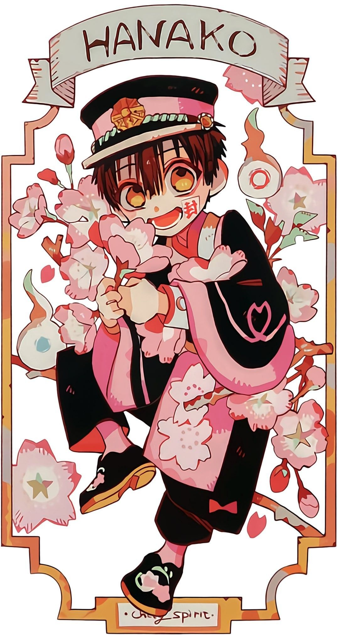 Hanakokun in 2020 Kawaii anime, Anime chibi, Otaku anime