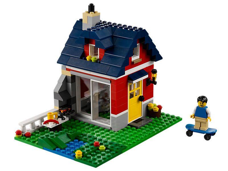 Small Cottage Lego Shop Lego Creator House Lego House Small Cottage