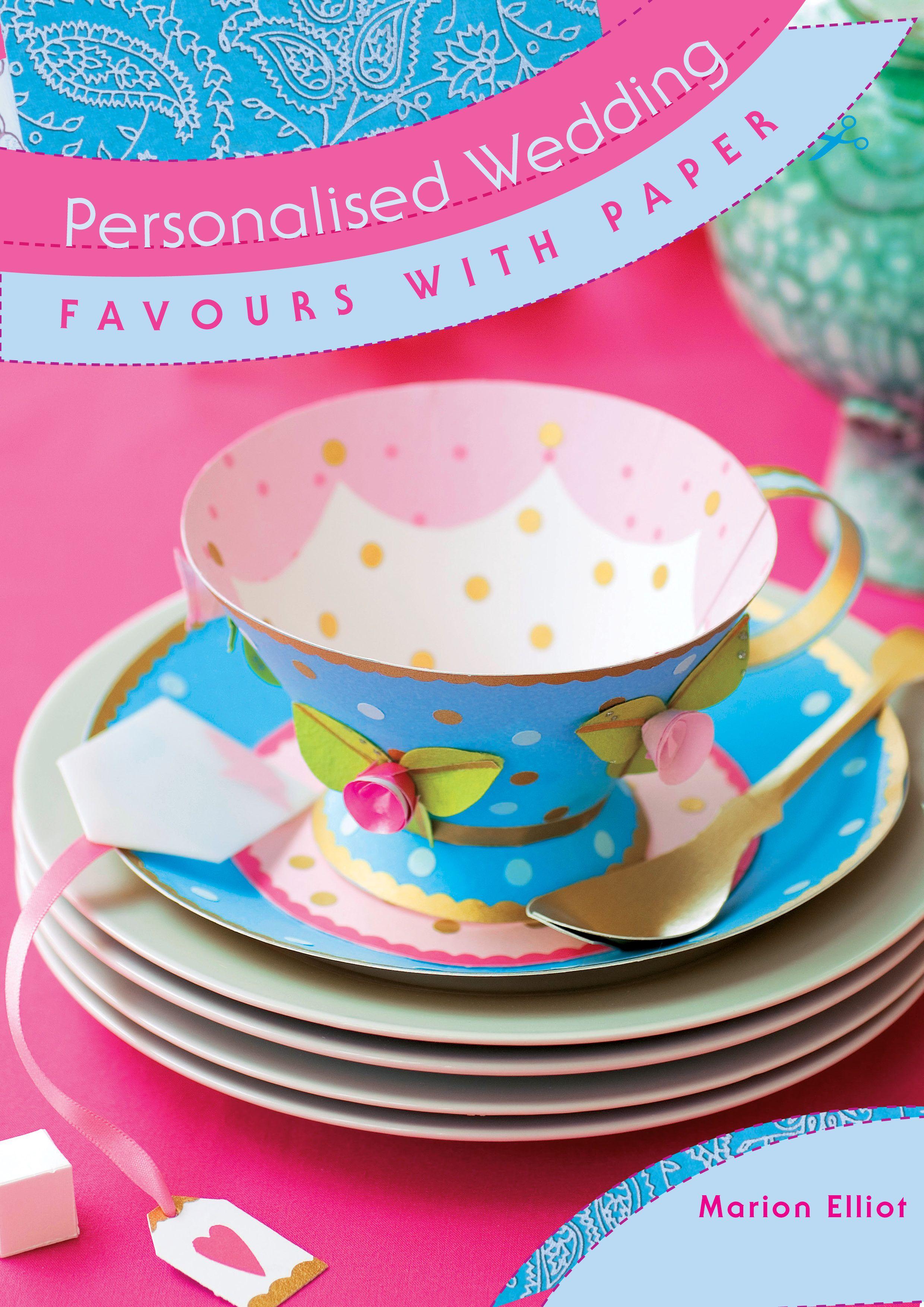 Personalised Wedding Favours | Books & Magazines | Pinterest ...