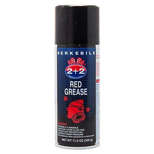 Berkebile Oil 2 2 B3600 Red Grease 115 oz Aerosol