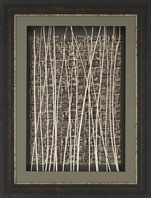 Paragon Picture Gallery 7366 Congo Contemporary Framed Wall Art ...