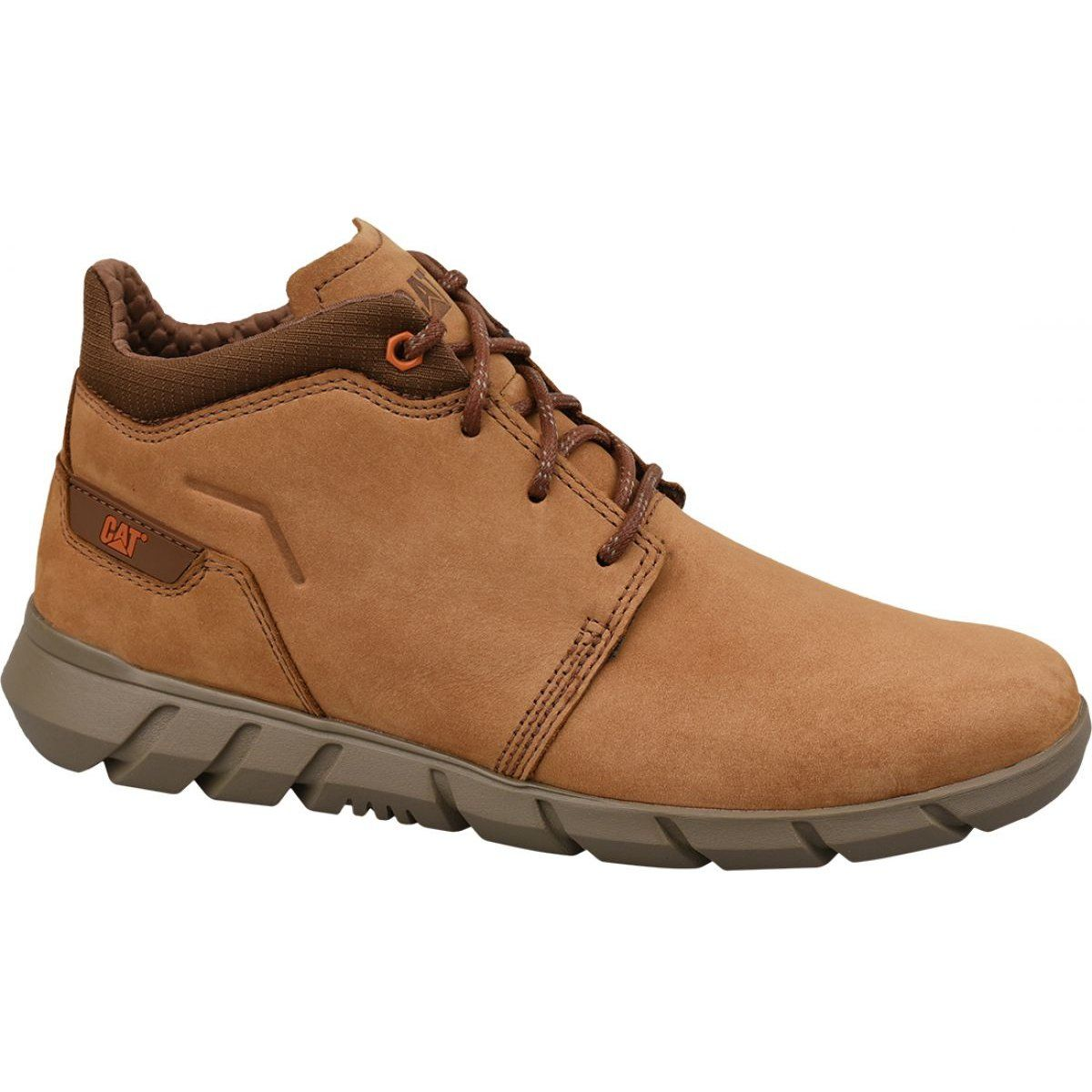 Buty Caterpillar Hendon M P723517 Brazowe Boots Hiking Boots Shoes