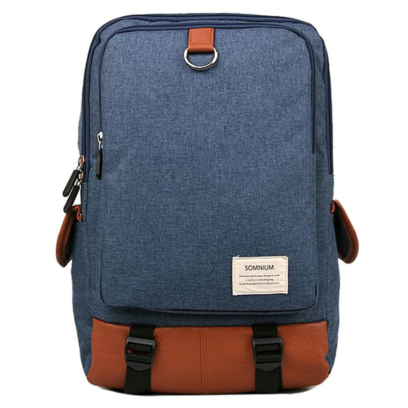 Somnium Mens Mens Backpack for College - S. Korea 15 Laptop Book ...