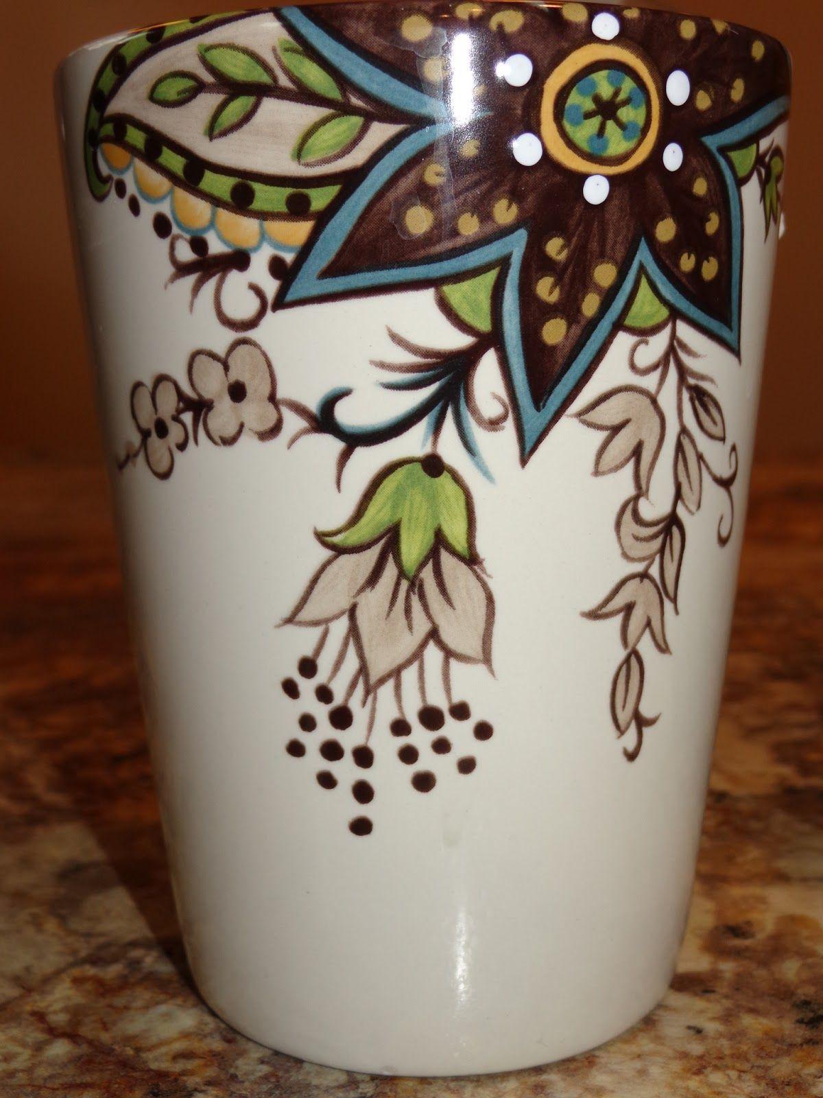 Delightful Coffee/ Tea Mug Tabletop Gallery Mug, Angela Motheru0027s Day Gift Giving Guide  Raising Chiodos
