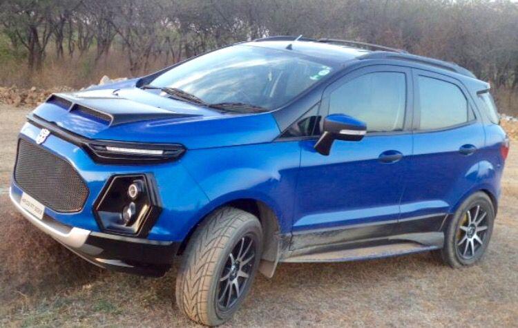 Ford Ecosport Carros Furgao Auto