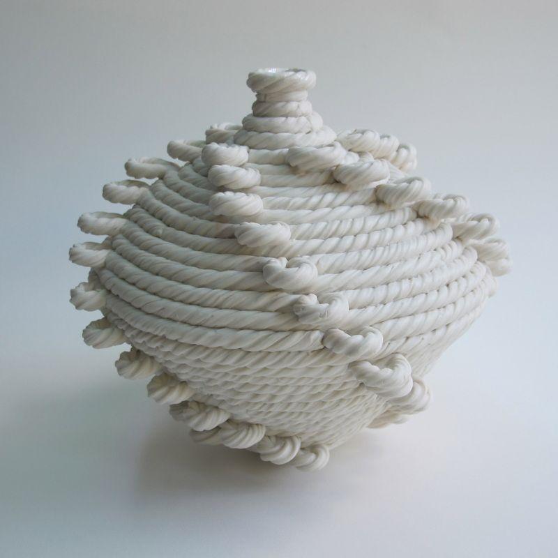Coil Pots - Teresa Brooks Pottery | Jarrones | Pinterest ...