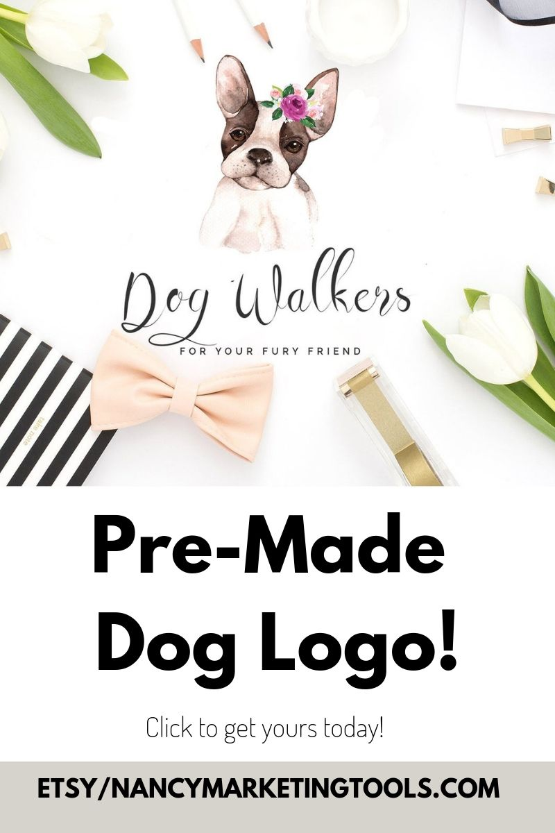 Puppy Logo Pet Shop Logo Dog Logo Design Canine Logo Dog Etsy In 2020 Pet Shop Logo Dog Logo Design Pet Logo Design