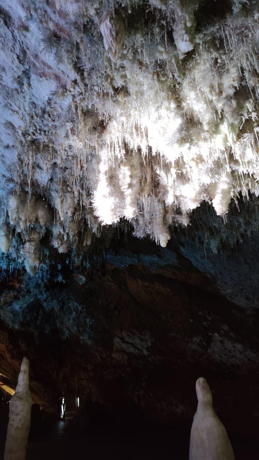Cuevas Del Soplao Cantabria Cuevas Viajes