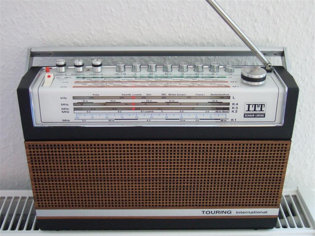 itt schaub lorenz vintage stuff pinterest radios. Black Bedroom Furniture Sets. Home Design Ideas