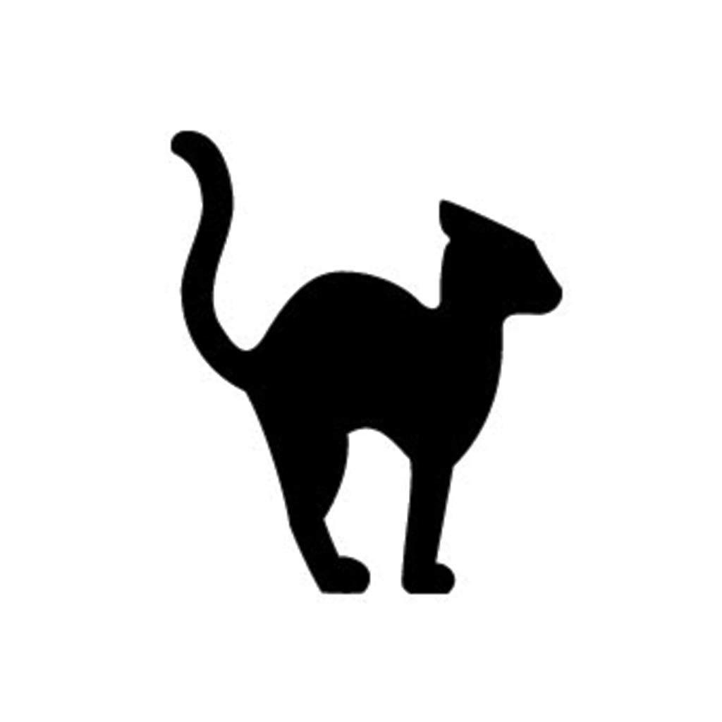 Black Cat Black Cats Pinterest Cats Cat Art And Cat Tattoo