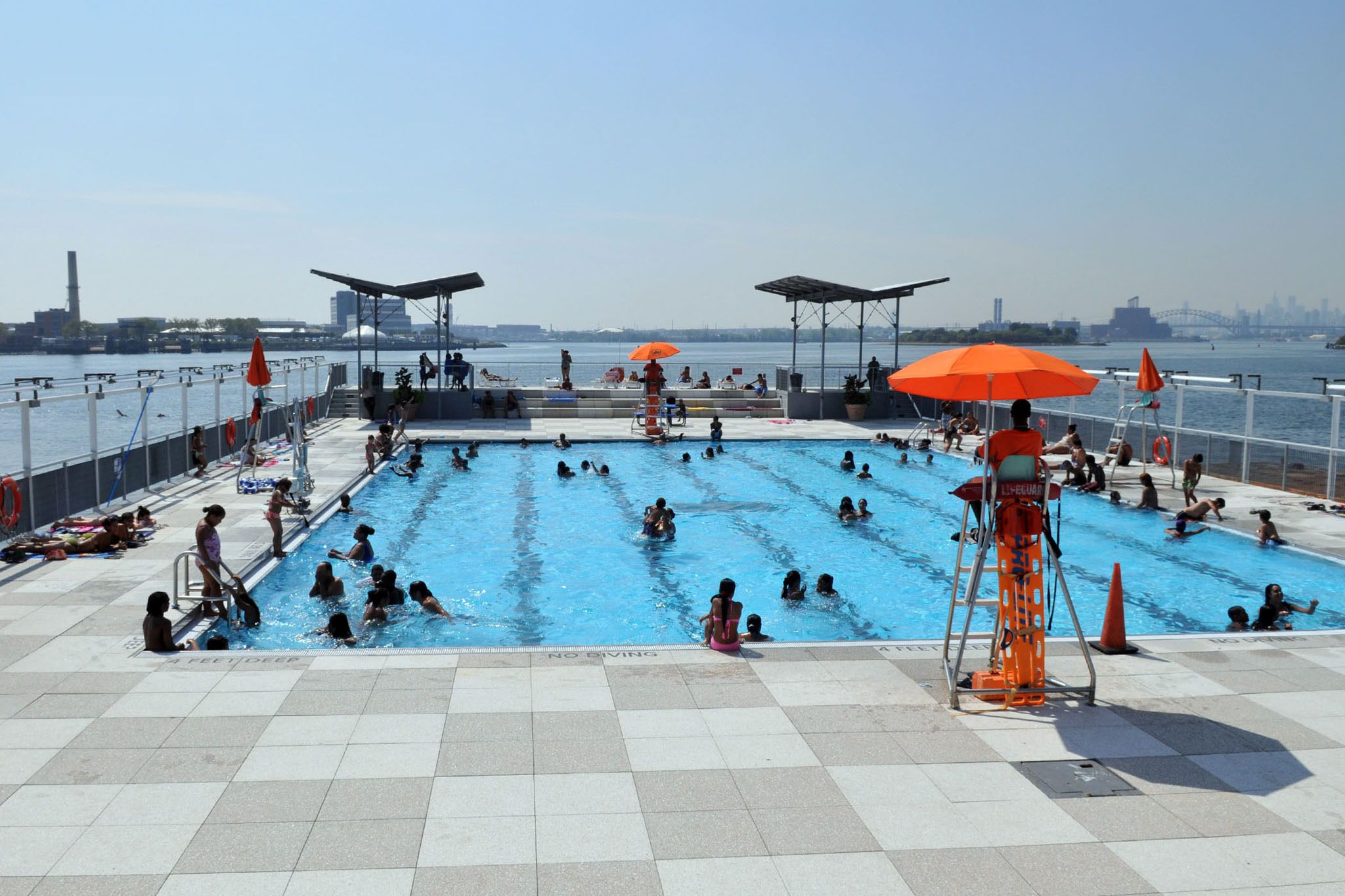 The Best Public Swimming Pools In Nyc