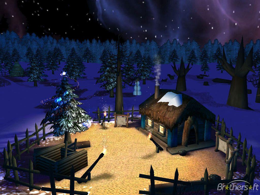 free 3d christmas screensavers animated - Christmas Screensavers Animated