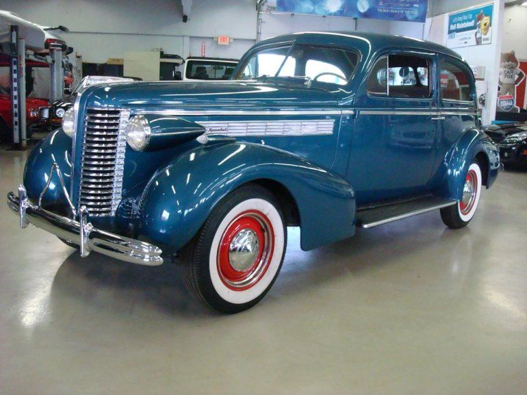 1938 Buick 40 Special 2 Door Sedan For Sale 1818457 Buick Cars Buick Classic Cars