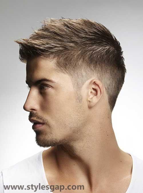 Men Best Hairstyles Latest Trends Of Hair Styling Haircuts 2016 2017 11 Jpg 500 676 Trendy Short Hair Styles Mens Hairstyles Boy Hairstyles