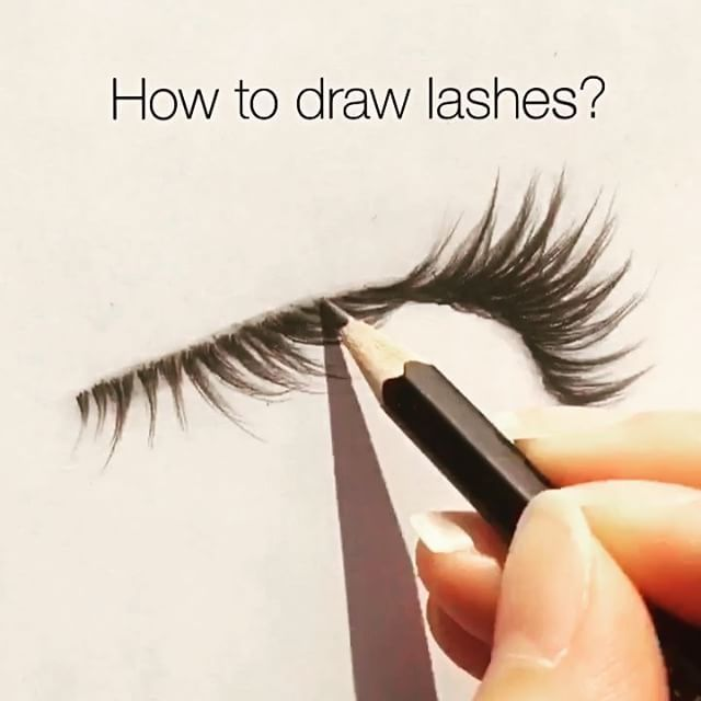 Somebody asked me to make a video of drawing eye lashes #instamovie#instavideo#tbt#sketching#shading#processvideo#artwork#artvideo#wip#workinprocess#art#sketch#draw#drawing#painting#eyes#eye#arts_help#arts_secret#arrtposts#art_conquest#sharingart#dailydrawing#mizu_art#art_empire#sketch#sketch_daily#artfido#worldofartists#artscloud#young_artists_help #artanddrawing