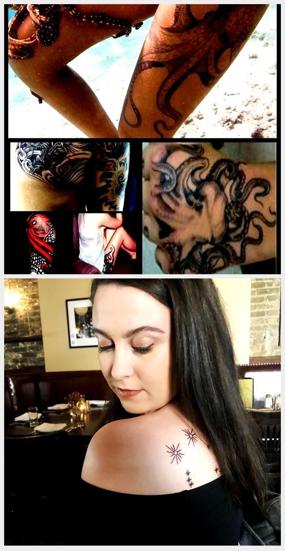 Photo of 60 Octopus Tattoo Designs, die jeden Cent wert sind »EcstasyCoffee, #Cent #Desi…