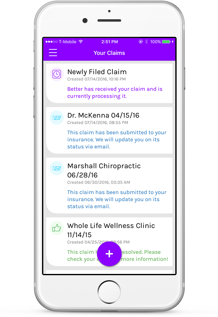 Better is an app that gets you paid back by your health