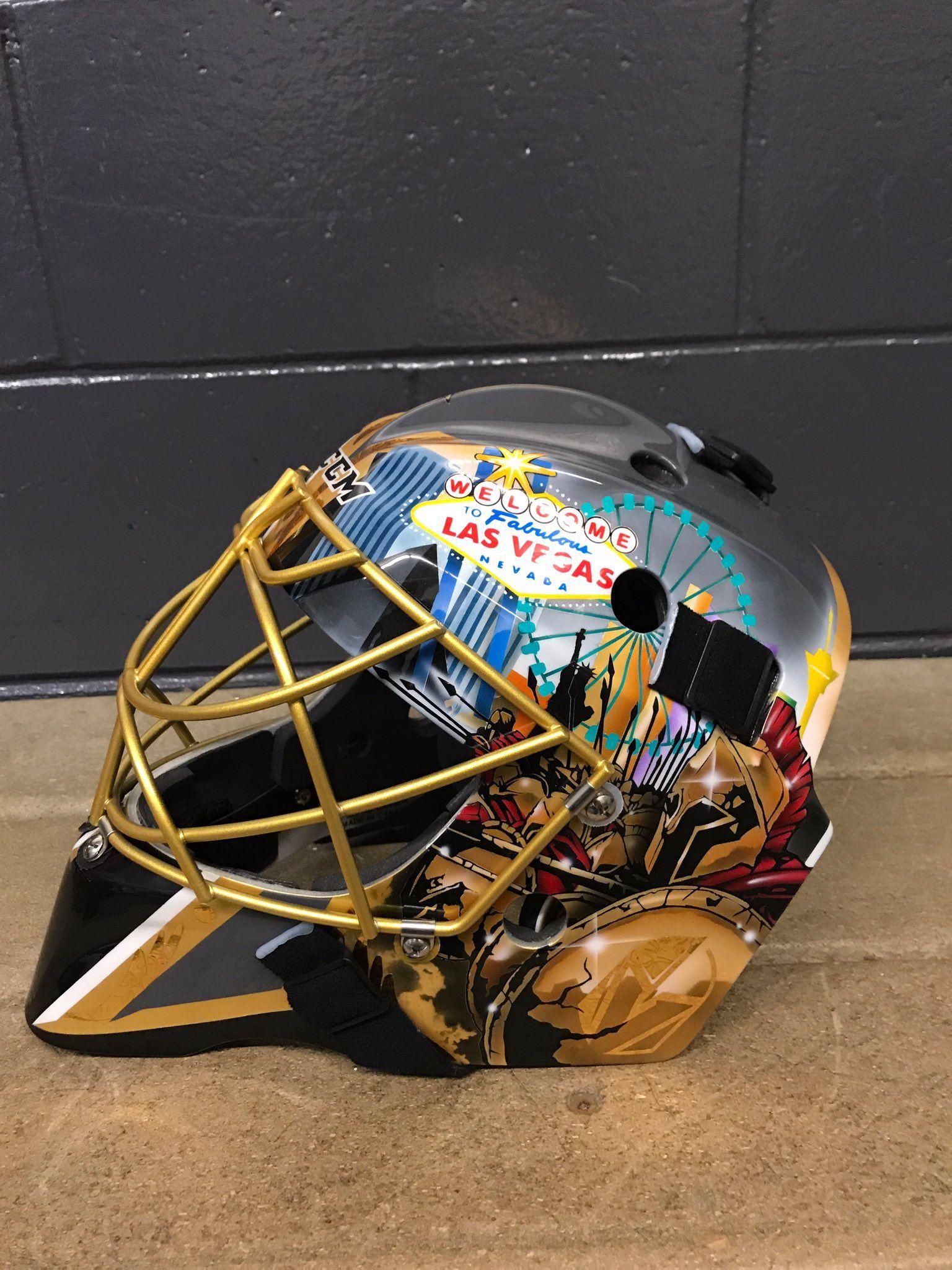 Marc-Andre Fleury...Vegas Golden Knights | hockey | Pinterest ...