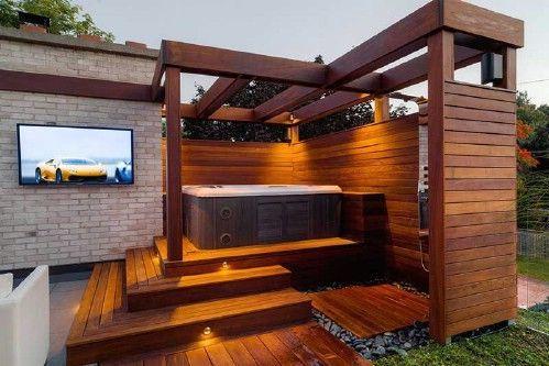 Photo of 38 Genius Pool Hacks for å gjøre hagen din til ditt eget private paradis …