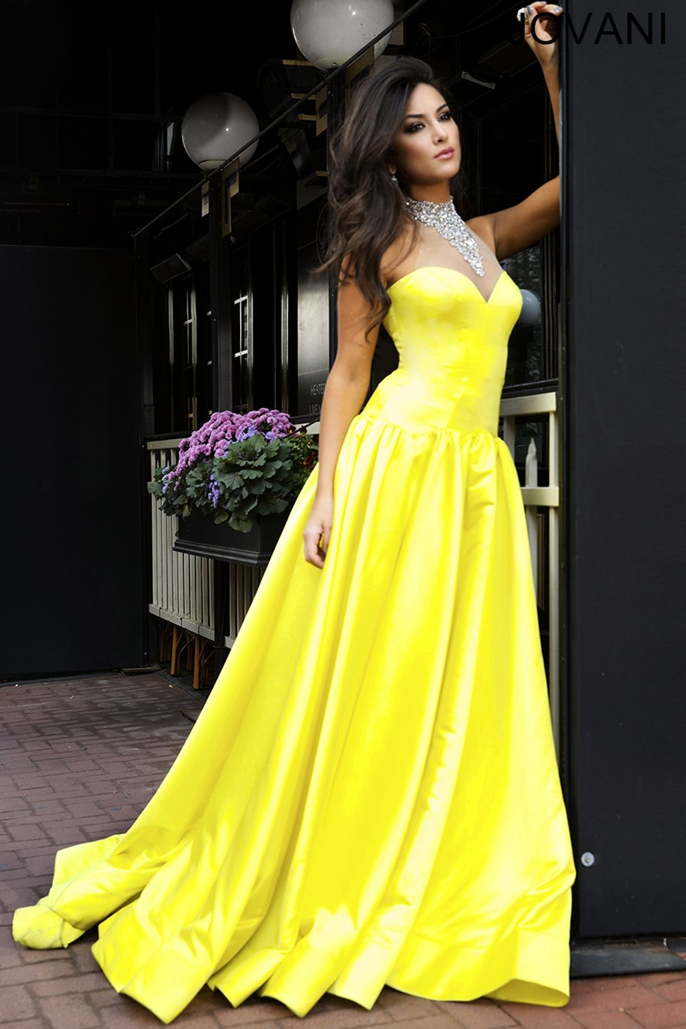 Satin Halter Dress 20595   Crown Worthy Pageant Gowns   Dresses, Pageant dresses, Satin cocktail dress