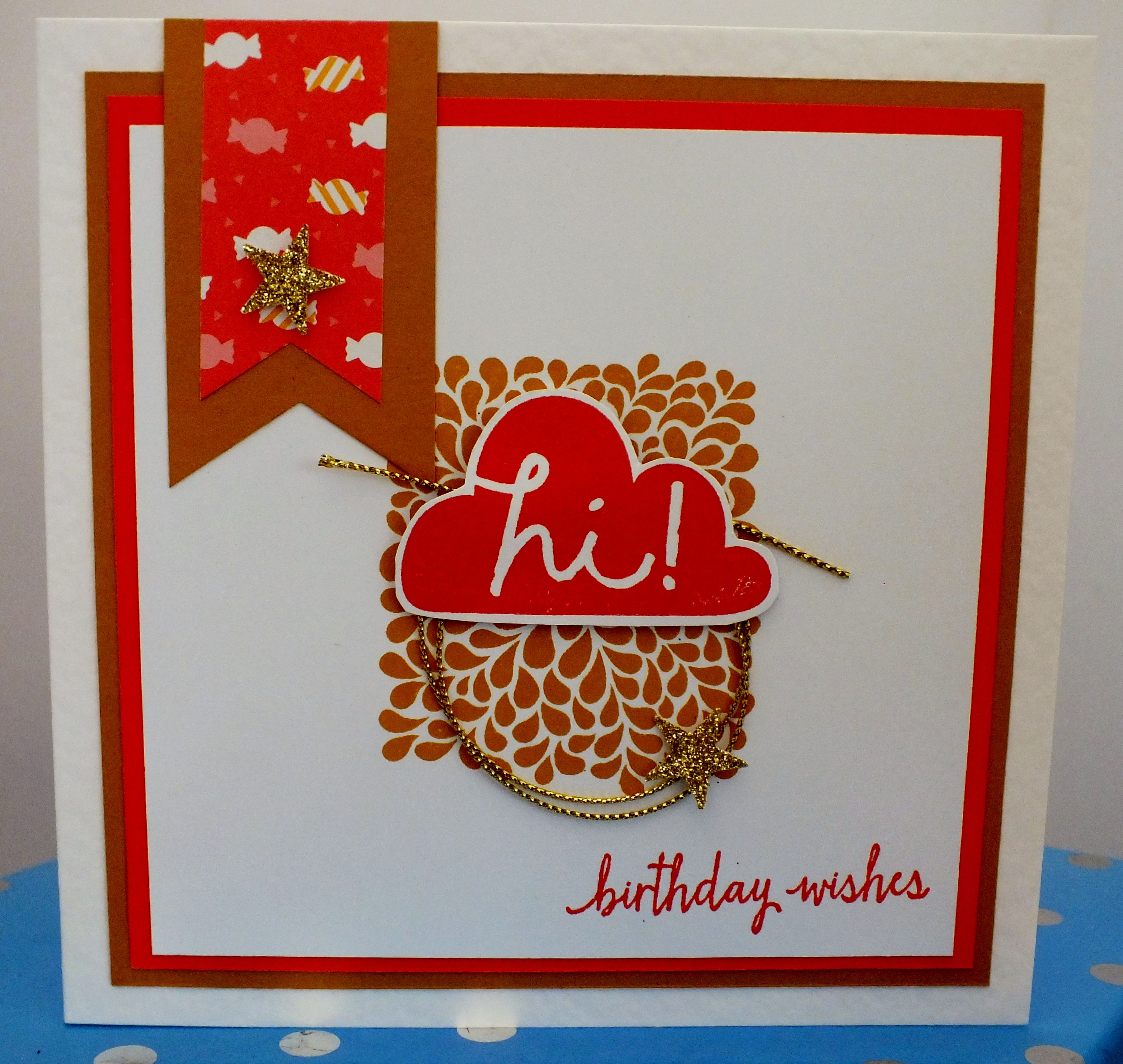 Stampin up i think youure great birthday cards pinterest