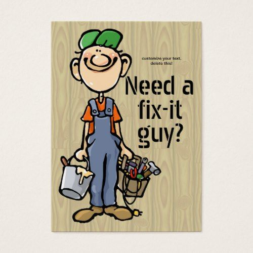 Handyman fix it carpenter painter job search earn business card handyman fix it carpenter painter job search earn business card colourmoves