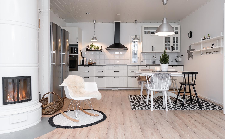 Skandinaavinen keittiö, Etuovi com Asunnot, 564b286de4b09002ed15111f  Etuovi