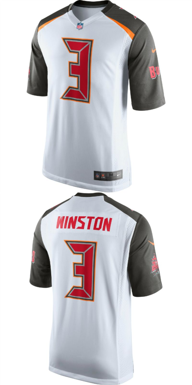 Up To 70 Off Jameis Winston Tampa Bay Buccaneers Nike Game Jersey White Tampa Bay Buccaneers Futur Tampa Bay Buccaneers Jersey Tampa Bay Buccaneers Football