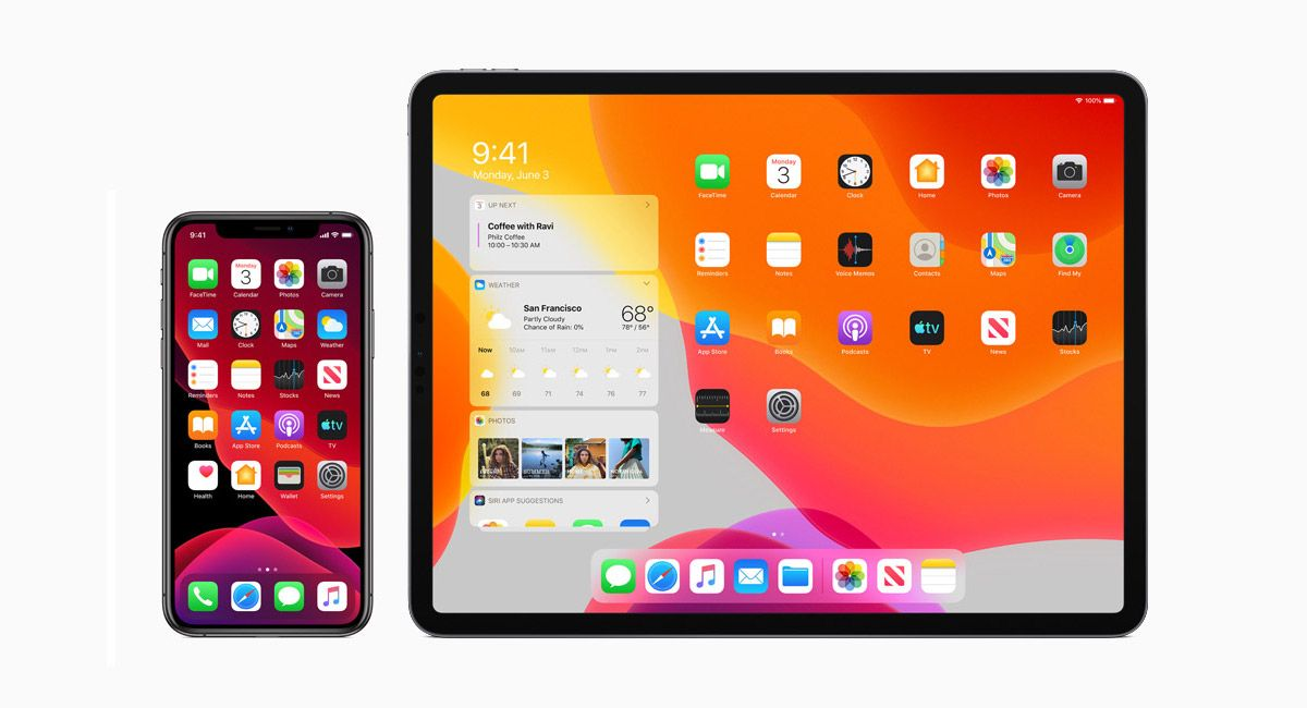 iOS 13 will be available for iPhone 6s and above devices